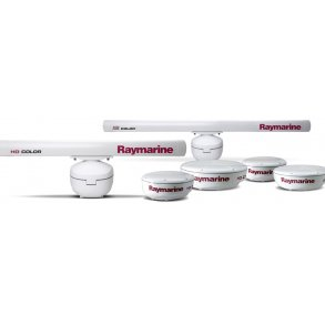 Raymarine Radar / Kortplotter