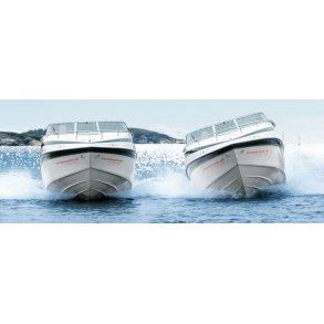 Mente Marine Automatisk trimsystem