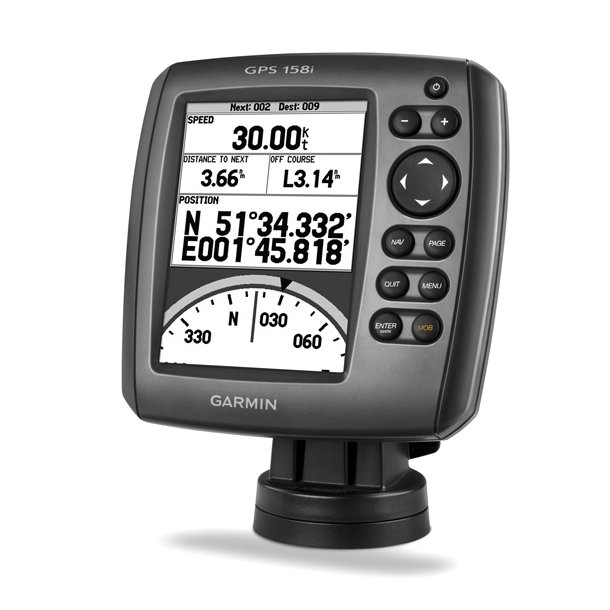 GPS 158i: 5-tommers GPS