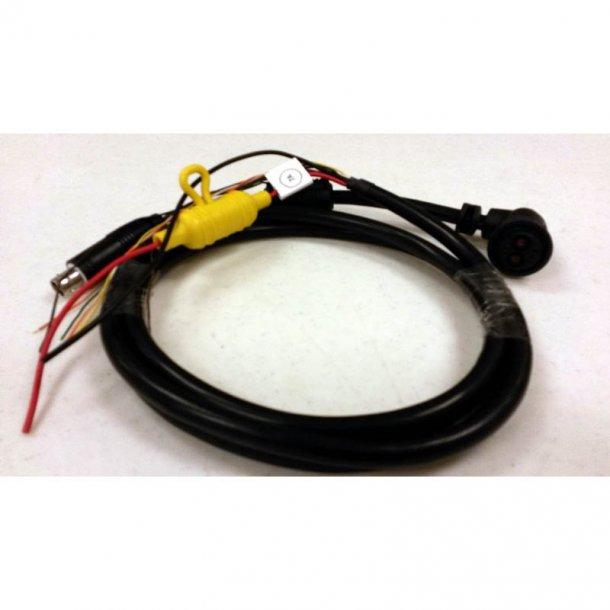 Raymarine a/c/e powerkabel vinkel