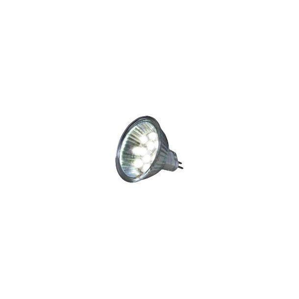 LED MR16 8-30V varmhvid 2,5W