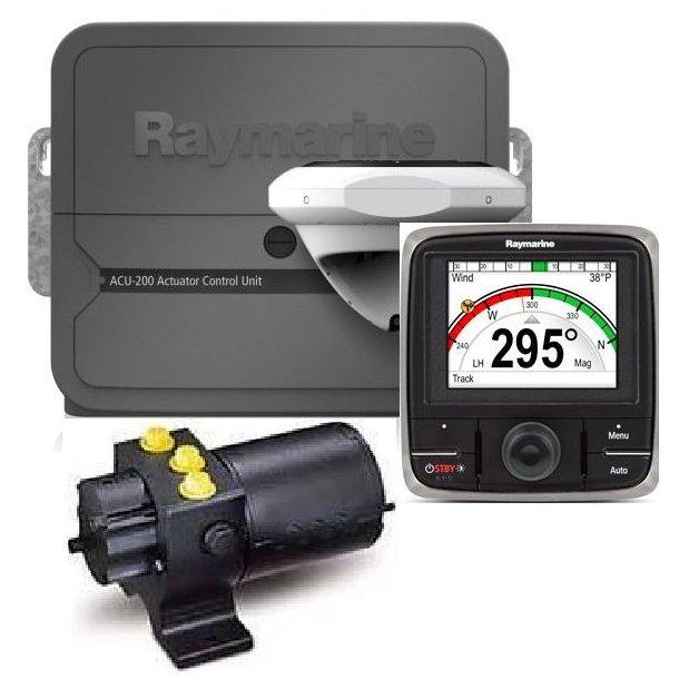 Raymarine EVO HY System
