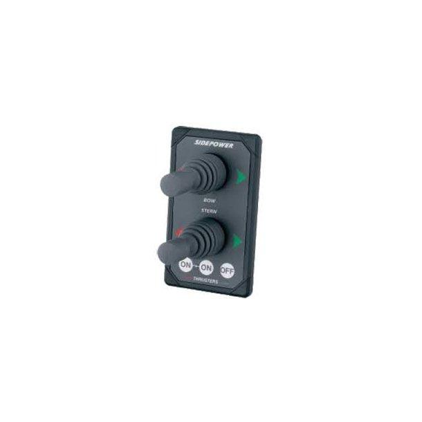 Side-Power Dobbelt Joystick panel