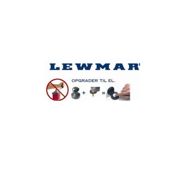 Lewmar 40ST 12V EL-kit